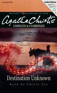 destination-unknown-agatha-christie-audio-cover-art