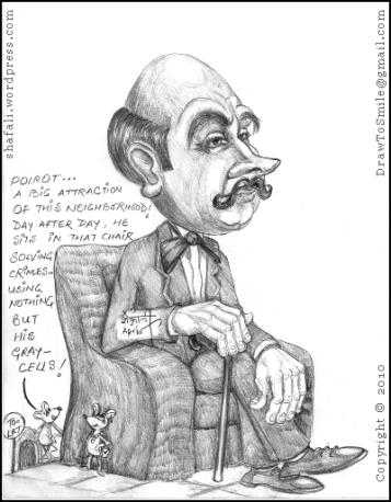 caricature-cartoon-detective-hercule-poirot-agatha-christie1