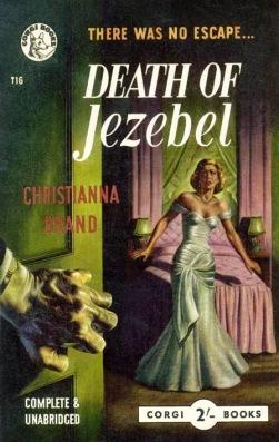 Death of Jezebel Corgi-T16 Brand Death of Jezebel