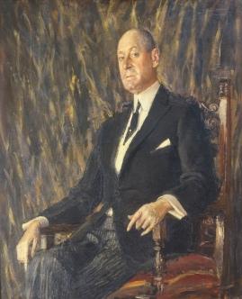 Joseph_E_Widener_by_Augustus_John_1921